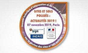 Journée technique sur les sites et sols pollués, à Paris, le 7 novembre 2019